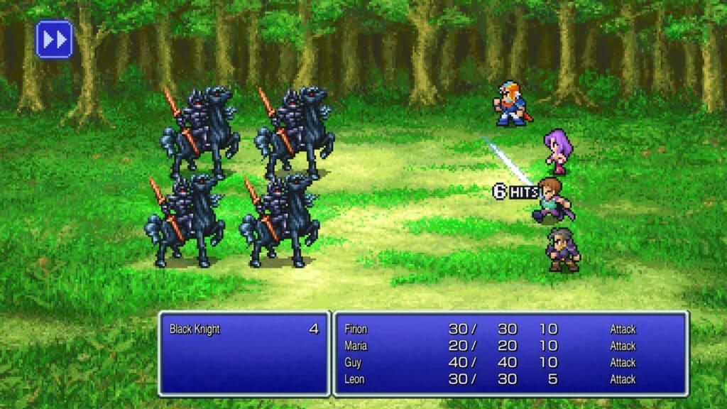 Final Fantasy Pixel remaster è disponibile: include i primi tre giochi