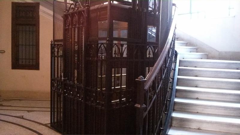 ascensore com'è cambiato