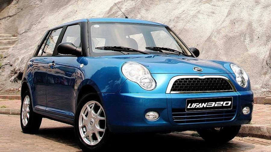 auto copie cinesi Lifan 320 1