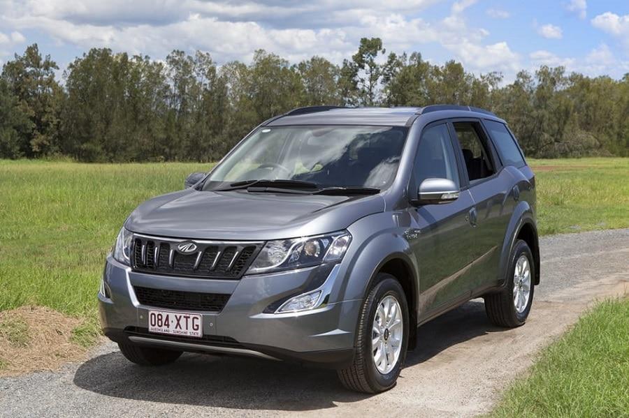 auto copie cinesi Mahindra XUV 500