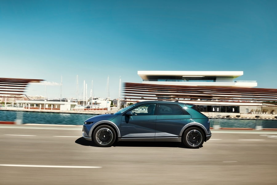 autonomia auto elettriche estate ioniq 5
