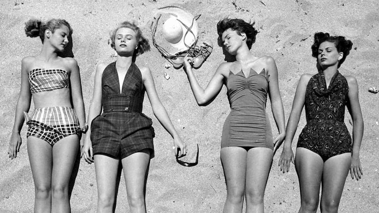 Come è cambiato: il bikini thumbnail