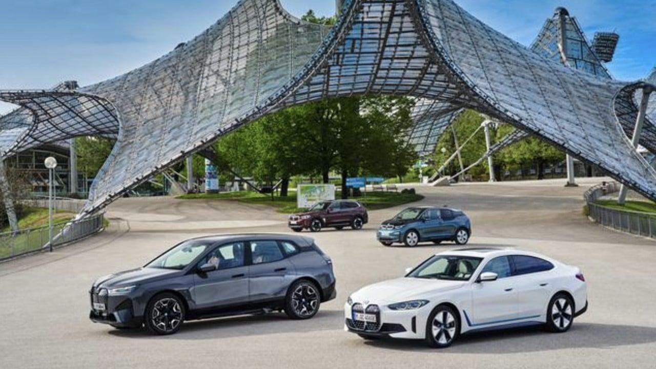 BMW i4: la casa tedesca prosegue veloce sulla strada del full-elettrico thumbnail