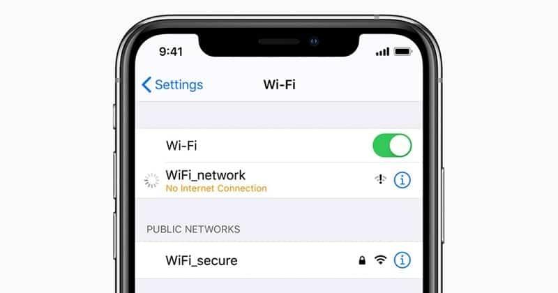 bug reti wifi iphone perché non funziona-min