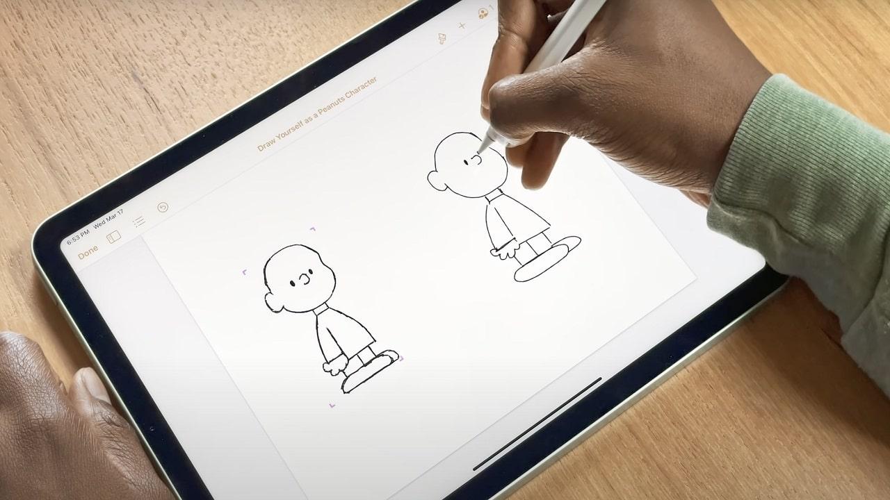Today at Apple arriva su YouTube: prima lezione dedicata ai Peanuts thumbnail