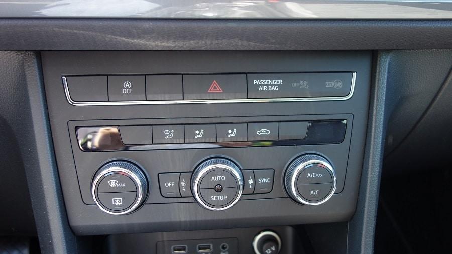 consigli viaggio auto climatizzatore