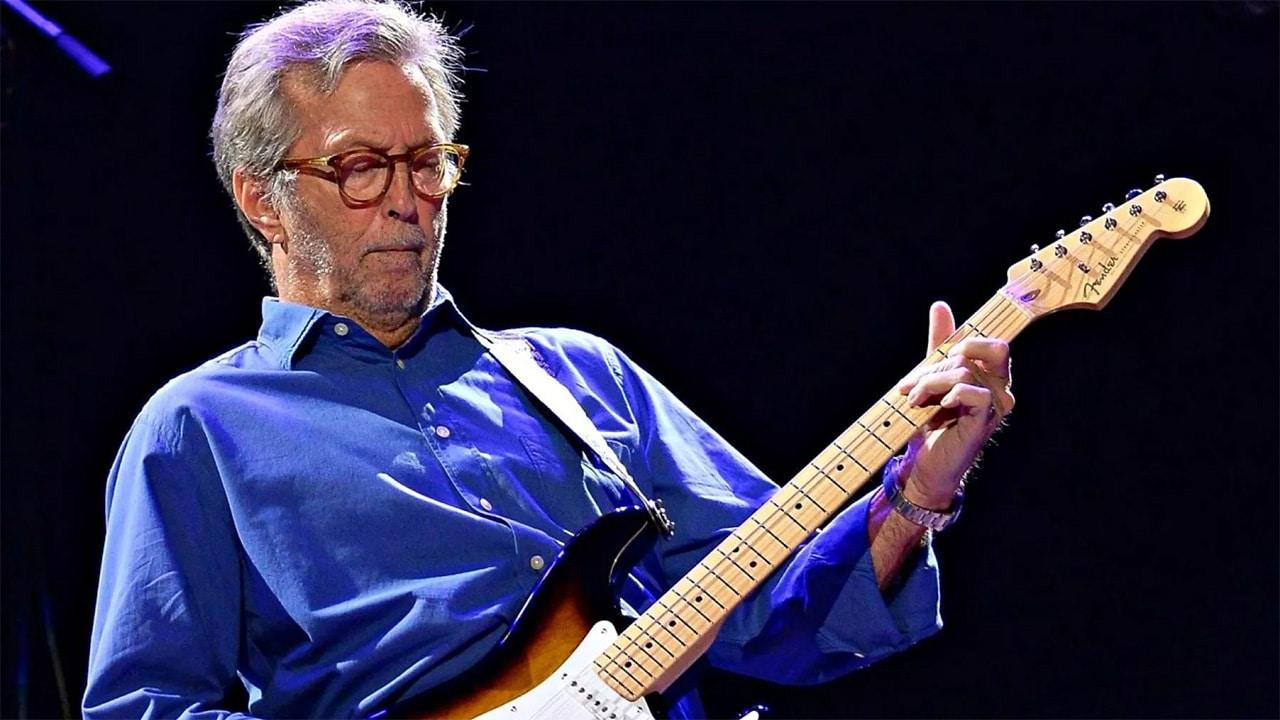 Eric Clapton contro i locali a vaccinazione obbligatoria thumbnail