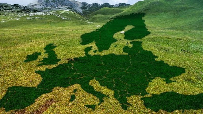 green deal europa