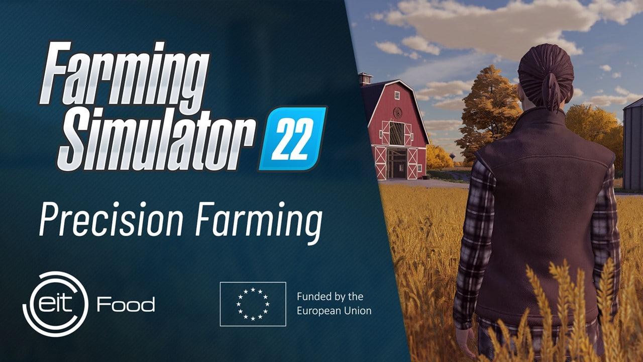 Farming Simulator 22: arriva il DLC Farming Precision finanziato dall'UE thumbnail