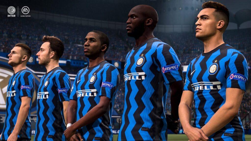 FIFA 22 Stadia day one