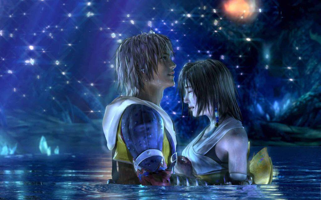 Final Fantasy X anniversario