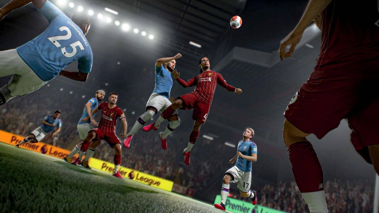 PES 2022 free to play? Sì, secondo alcuni rumor thumbnail