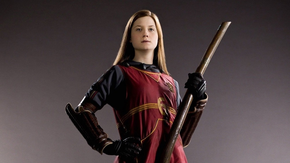Bonnie Wright Harry Potter