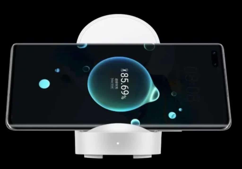Huawei e la velocità di ricarica: ricarica wireless super veloce in arrivo?