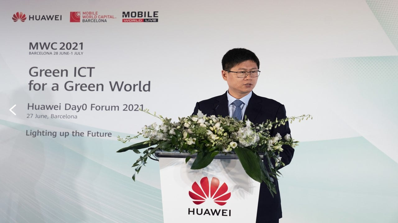Huawei riunisce i protagonisti dell'ICT: l'obiettivo è la sostenibilità thumbnail