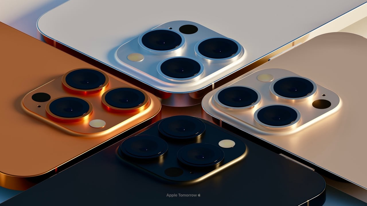 iPhone 13 Pro, saranno disponibili due nuove colorazioni? thumbnail