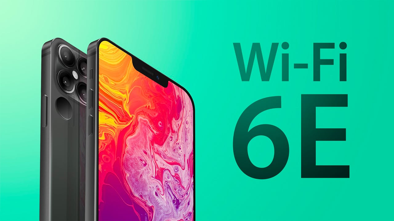 iPhone 13 in arrivo con WiFi-6E? thumbnail