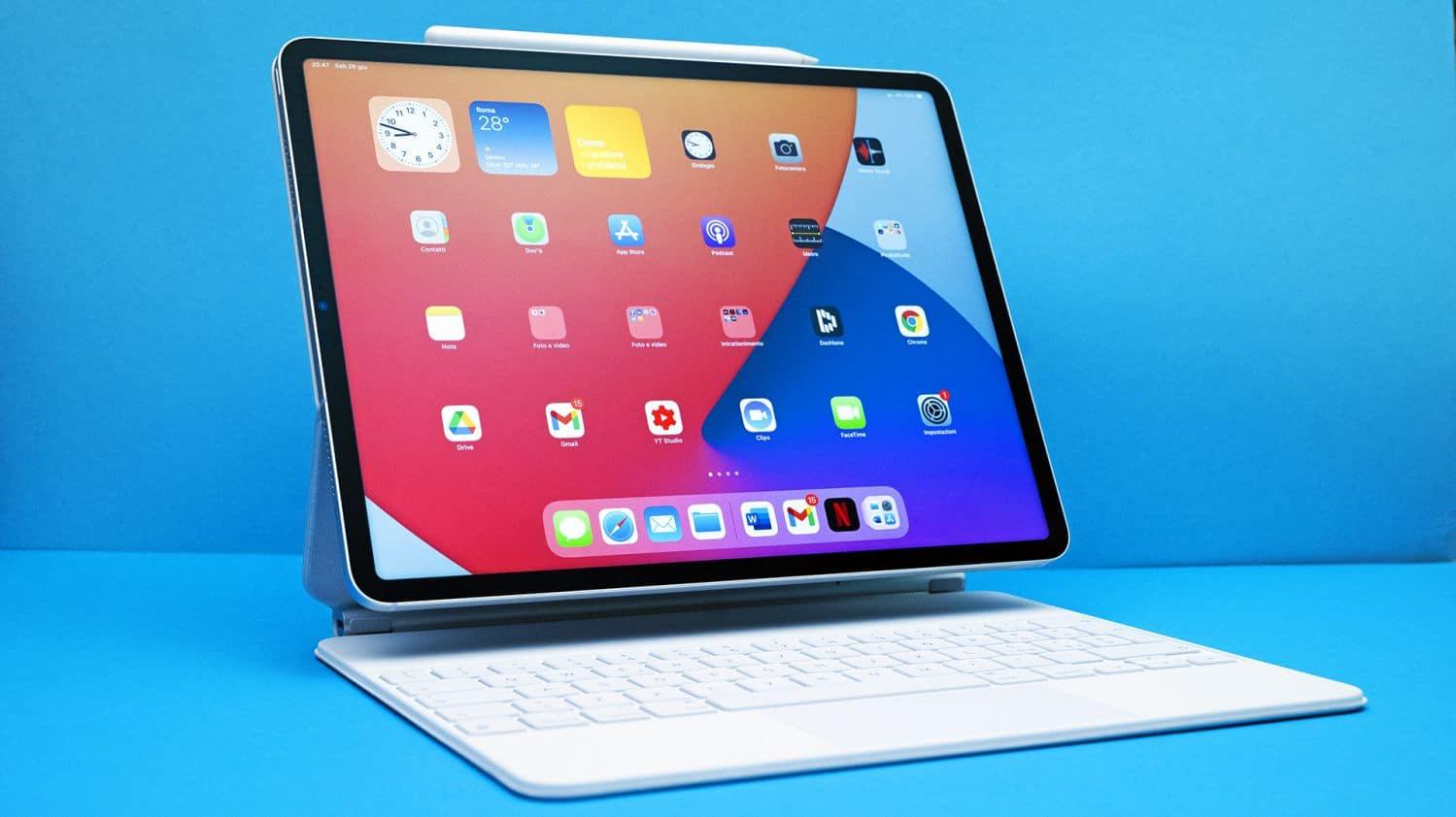 La recensione di iPad Pro 2021 con M1: spaziale ma non per tutti. E per chi allora? thumbnail