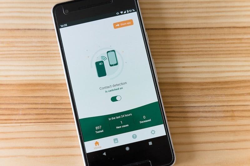 green pass iphone