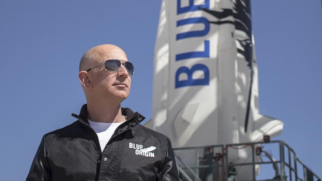 Jeff Bezos ringrazia clienti e dipendenti Amazon per il suo volo nello spazio thumbnail