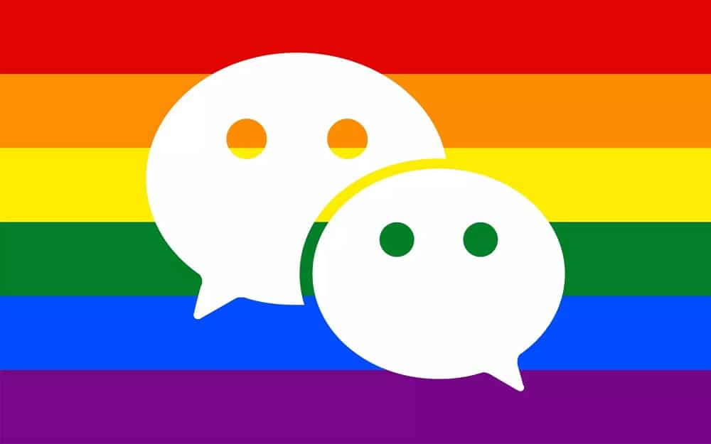 LGBT wechat