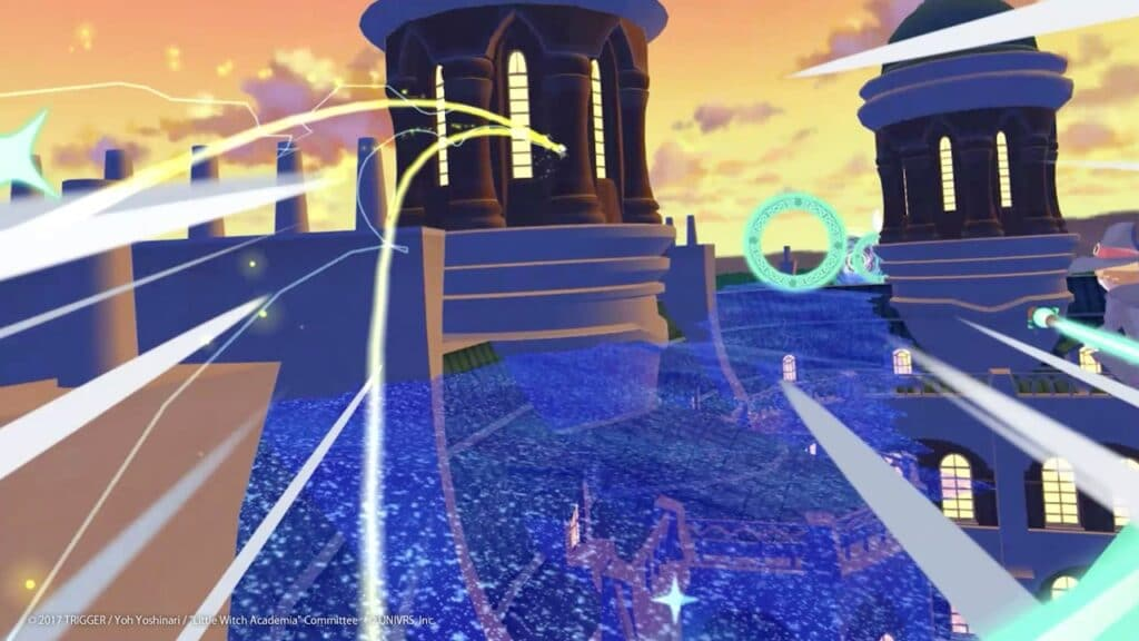 little witch academia vr