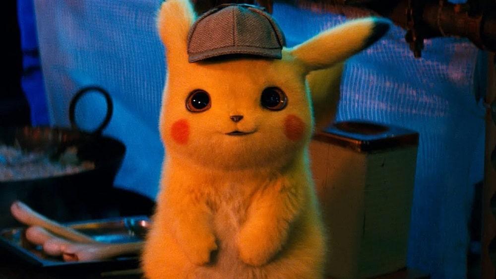 Pokémon live action Netflix
