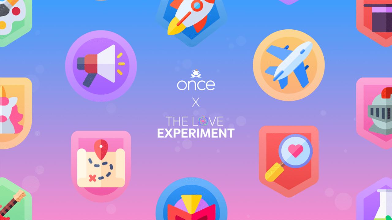 The Love Experiment: come trovare il proprio partner in maniera sperimentale thumbnail
