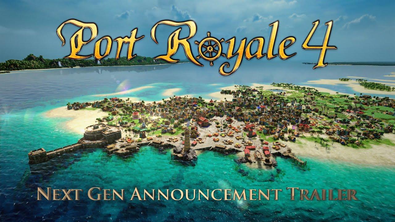Port Royale 4 sta per approdare su PS5 e Xbox Series X|S thumbnail