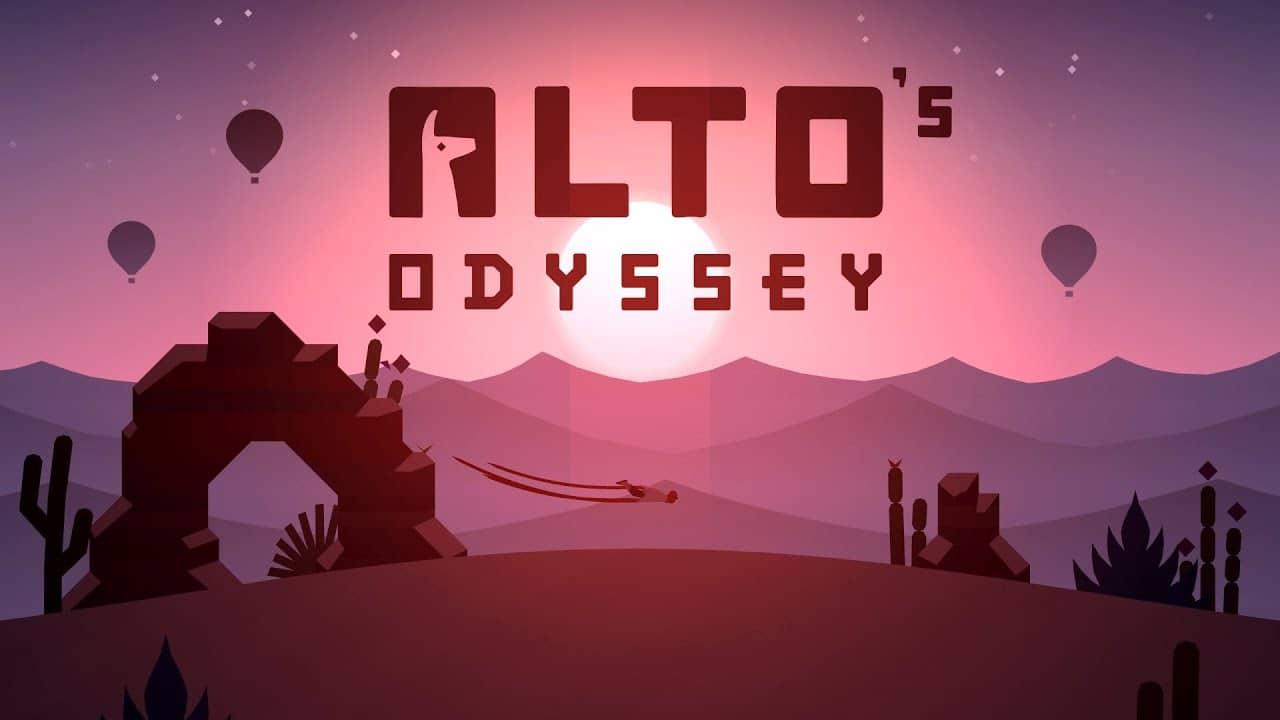 Alto's Odyssey The Lost City in arrivo su Apple Arcade thumbnail