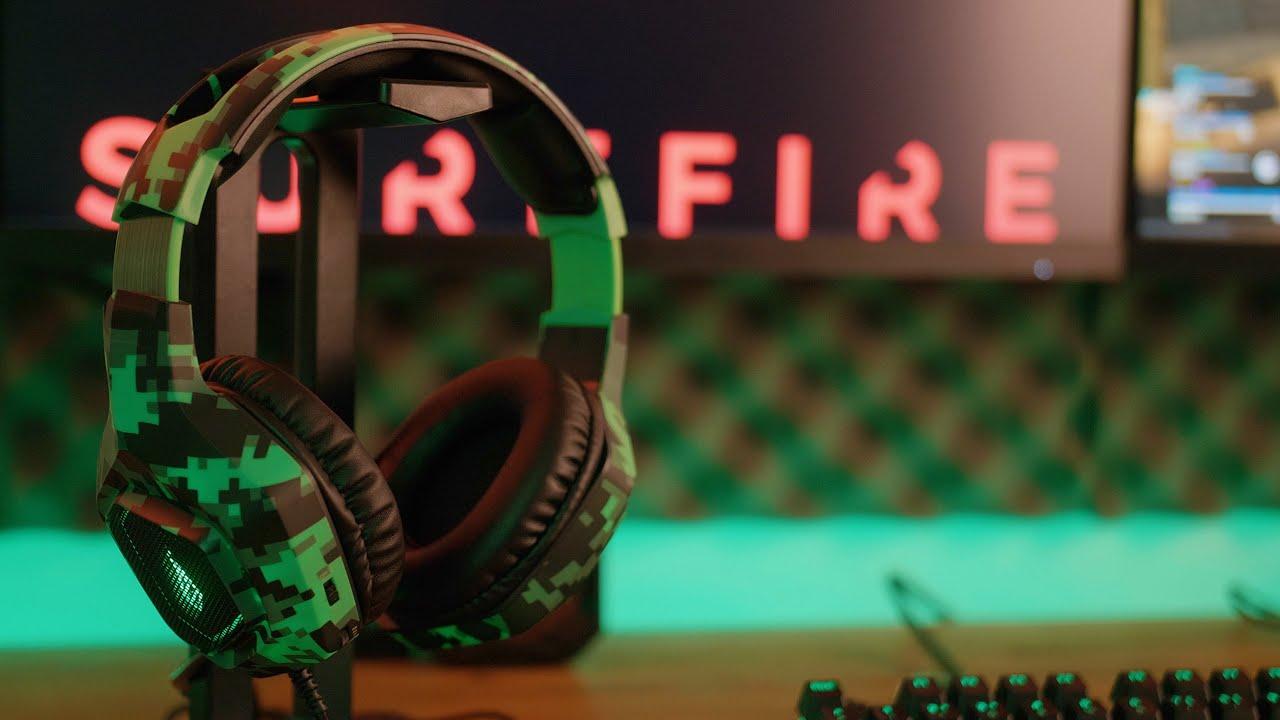SureFire Skirmish: la recensione del nuovo gaming headset thumbnail