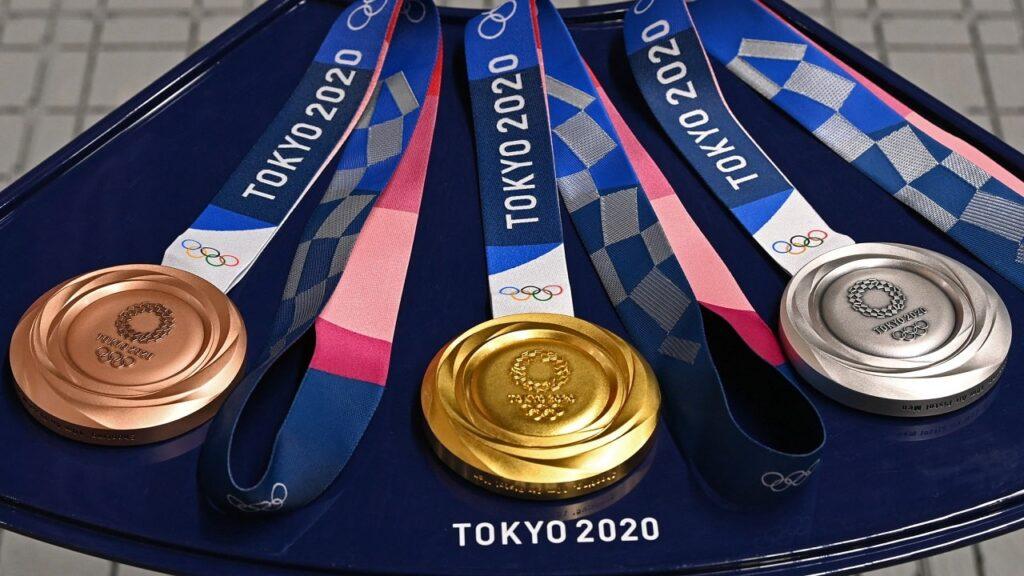 medaglie olimpiadi tokyo 2020 riciclate da smartphone 30 luglio gare