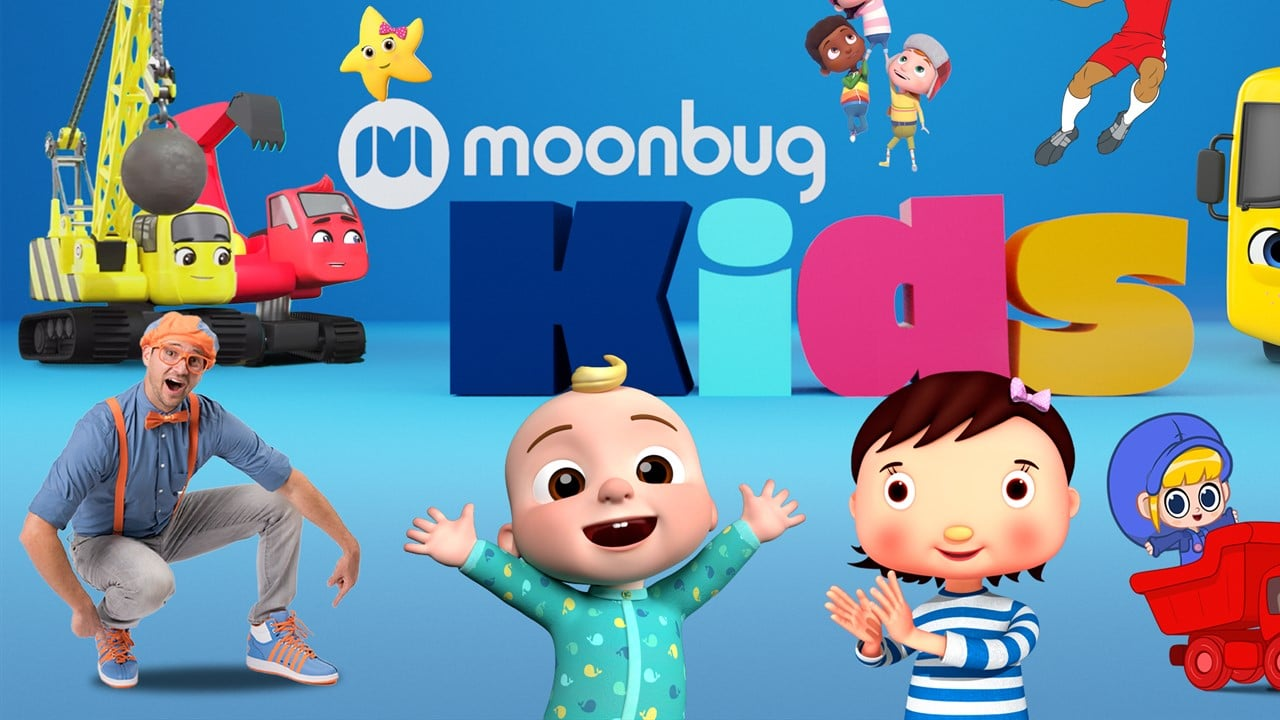 Moonbug Kids, il canale per i bambini, arriva su Mediaset Infinity thumbnail