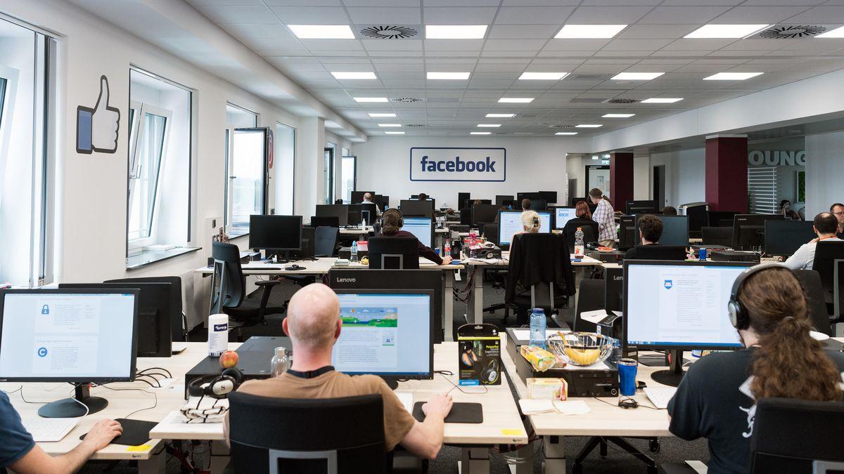 I moderatori di Facebook vogliono poter parlare thumbnail