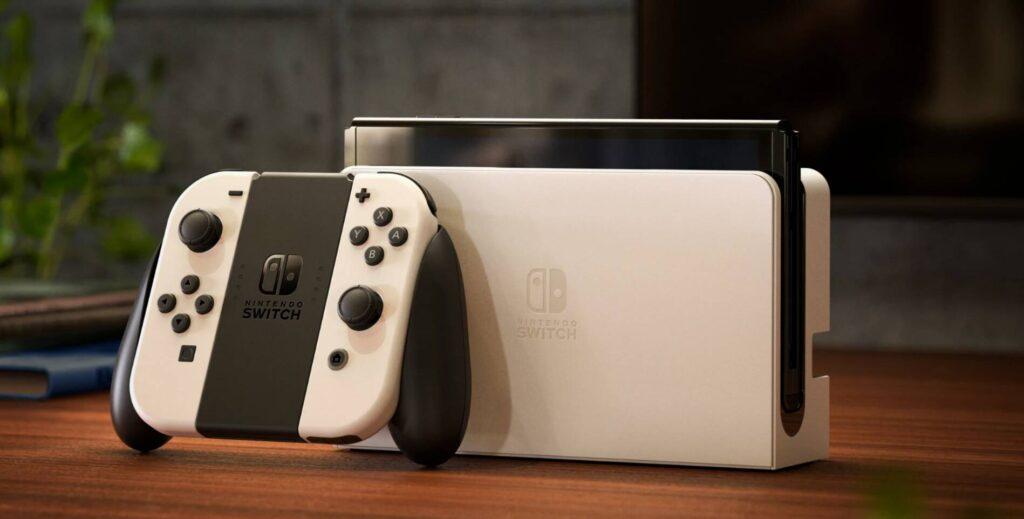 Nintendo Switch (modello OLED) è realtà: ecco quando arriva