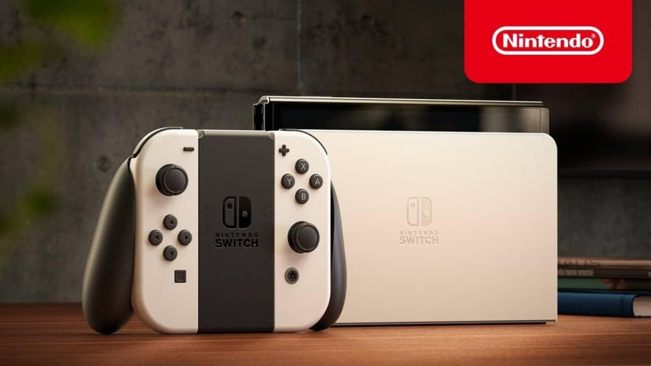 Nintendo Switch (modello OLED) è realtà: ecco quando arriva thumbnail