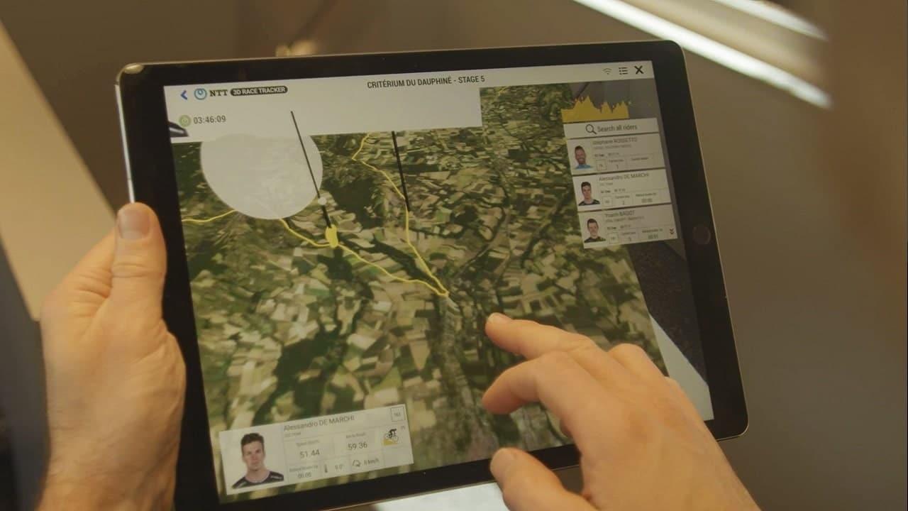 Il Tour de France diventa digitale con NTT thumbnail