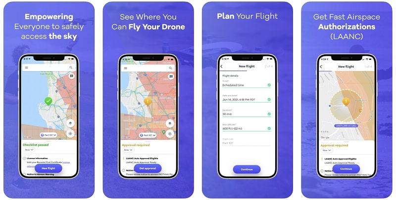opensky app googlew wing-min