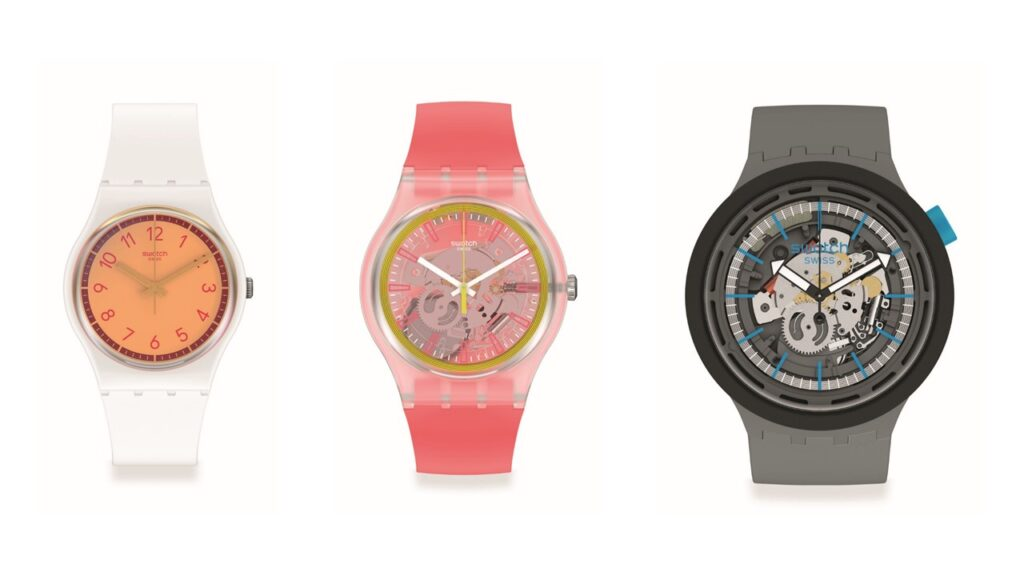 orologi Swatch con SwatchPAY!