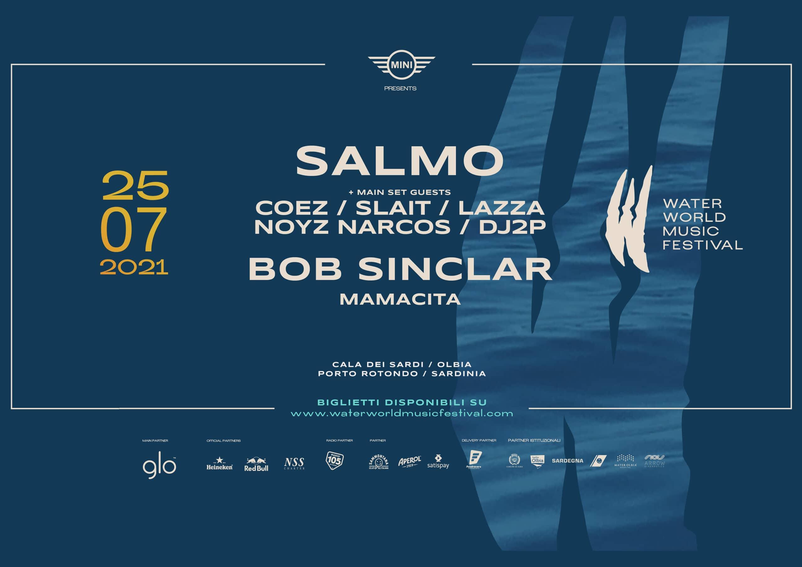 Water World Music Festival: ecco la line-up sul palco galleggiante thumbnail