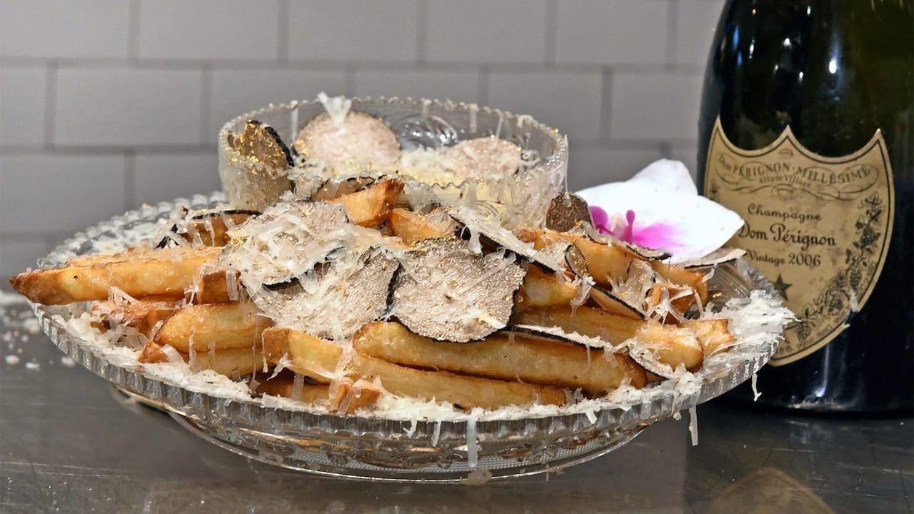 A New York le patatine fritte più costose del mondo thumbnail