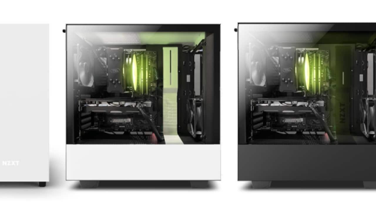 PC da gaming pre-assemblati NZXT: ecco la line-up thumbnail