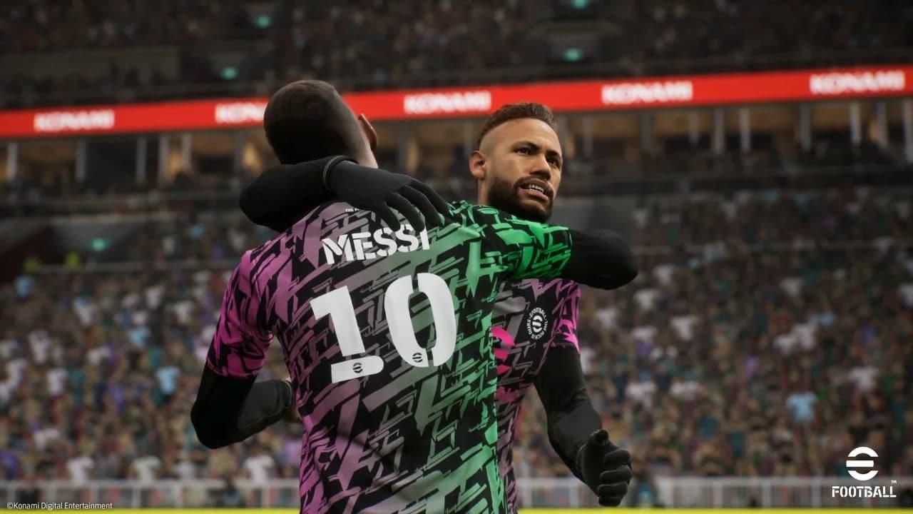 PES diventa eFootball (e sarà free-to-play) thumbnail