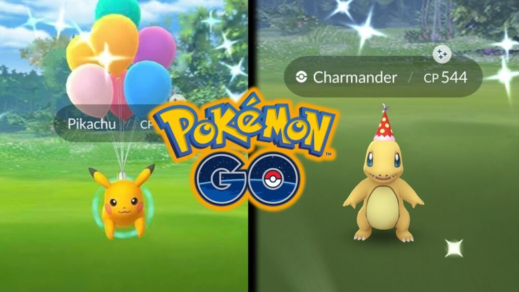Pokémon Go quinto anniversario