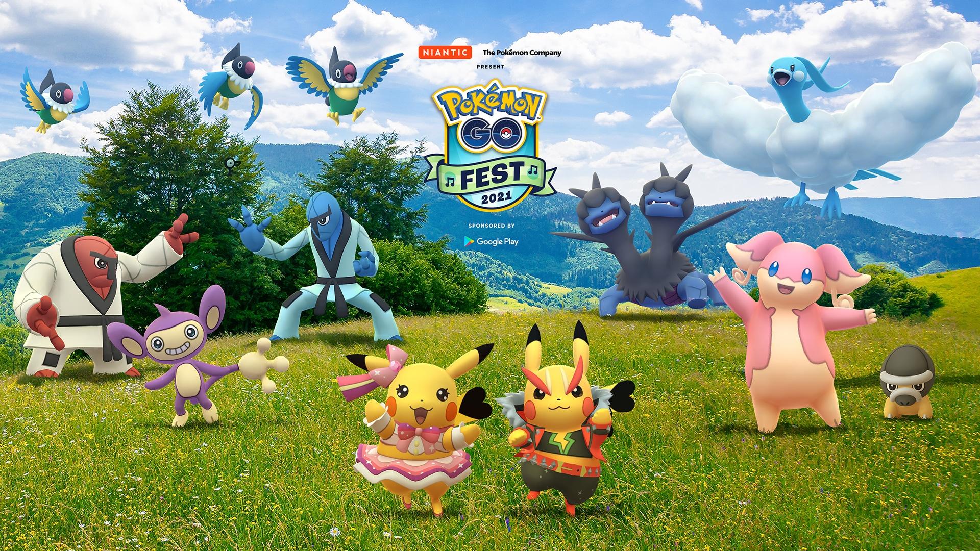Il Pokémon Go Fest 2021 è stato un successo: sta per arrivare Hoopa? thumbnail