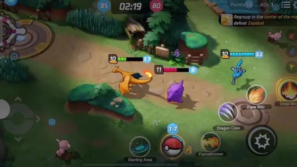 Pokémon Unite: rivelata la data d'uscita su Nintendo Switch
