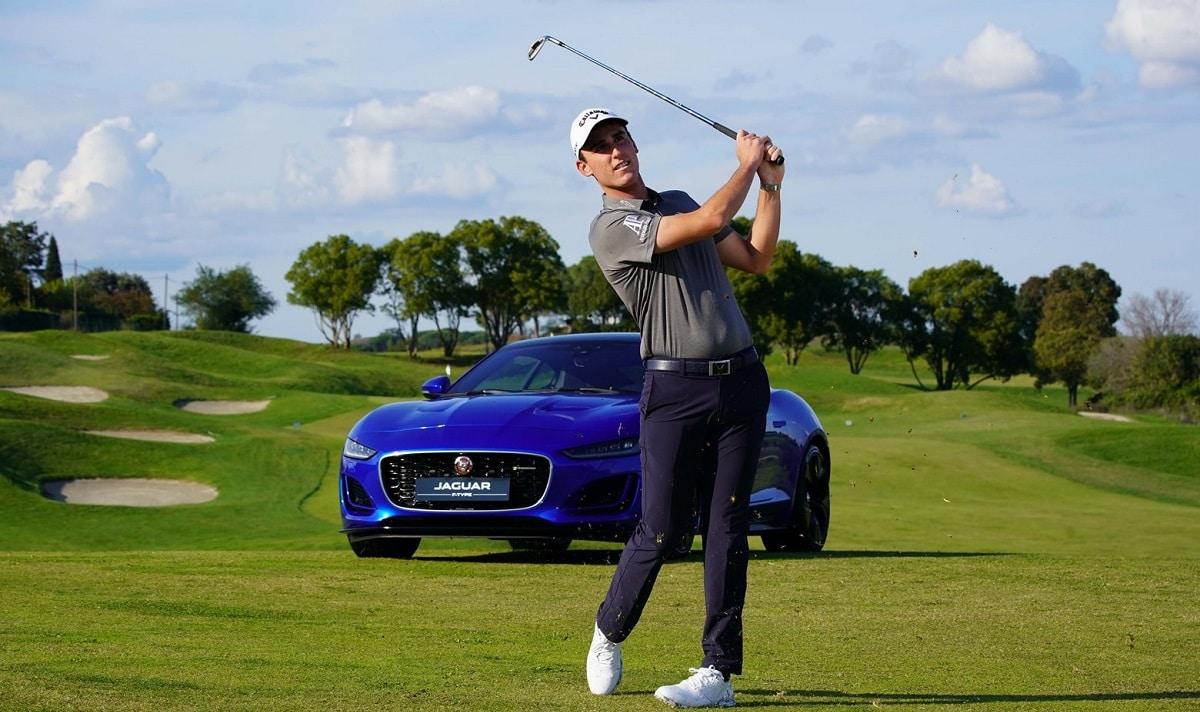 Jaguar si prepara alle Olimpiadi di Tokyo con un Ambassador d'eccezione thumbnail