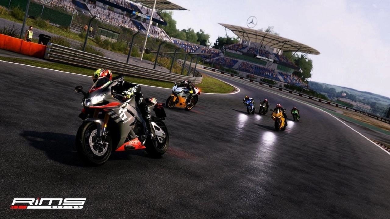 RiMS Racing torna a mostrarsi nell'On Track Digital Event thumbnail