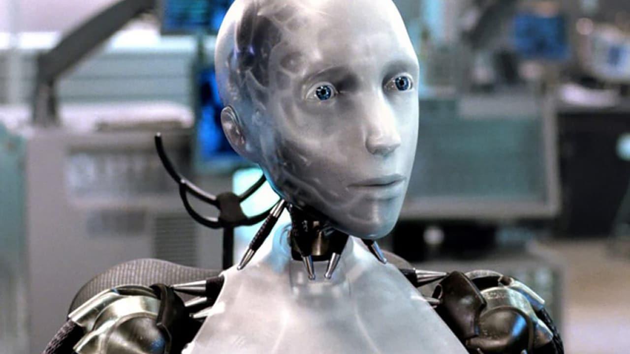 I robot che si credono Michelangelo thumbnail