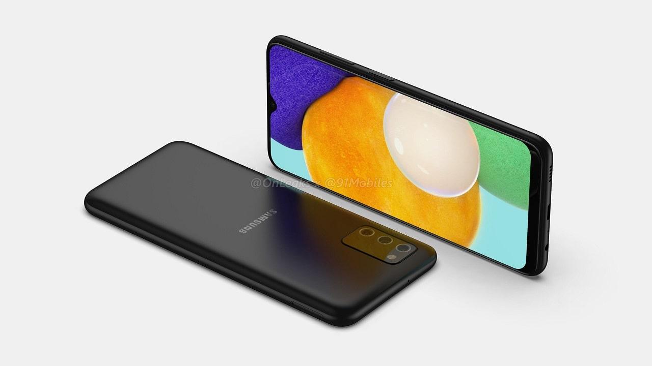 Samsung Galaxy A03s sta per arrivare thumbnail